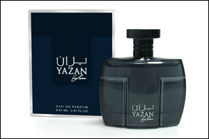 Rasasi's �Yazan' perfume for men blends masculine traits and modern aspirations