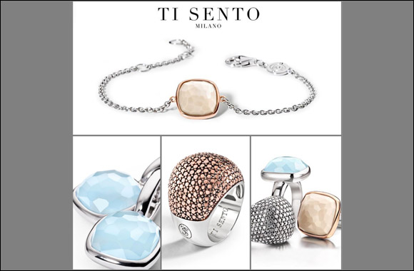 Celebrate the long hot days of summer with Ti Sento Milano's new SS14 COLLECTION available at Paris Gallery