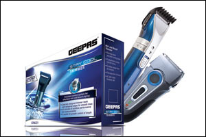 GEEPAS launches �Stay Cool' range of Male Grooming Products