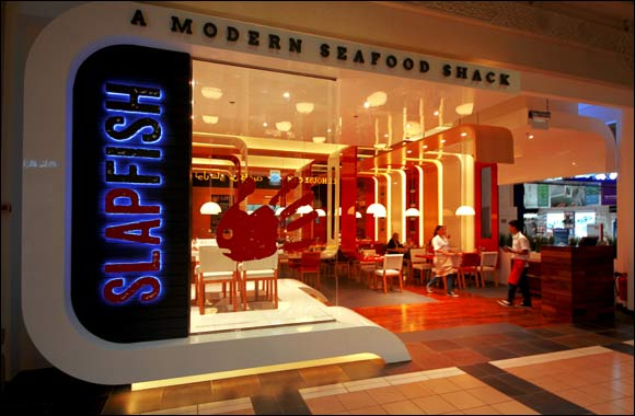 Slapfish sets up its first outlet in the Middle East in Dubai