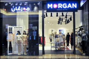 Morgan De Toi opens its first store in the UAE at Al Ghurair Centre