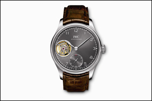 IWC Schaffhausen's unique timepieces make for the perfect Eid gifts for loved ones