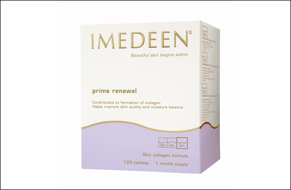 Imedeen's spectacular Prime Renewal returns to the UAE market