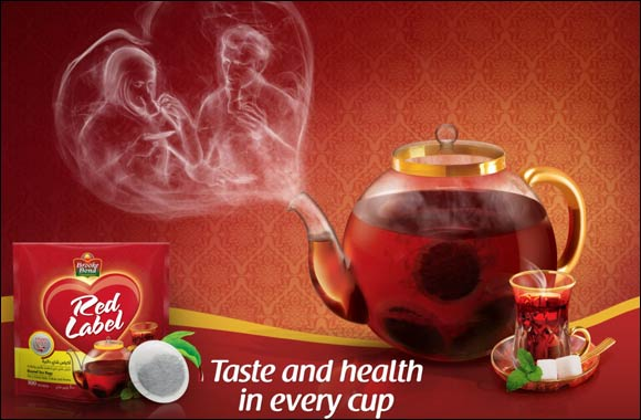 The New Brooke Bond Red Label Tea