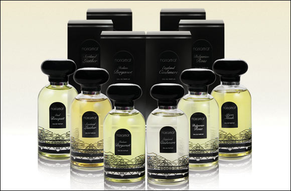 Nasamat: a new line of niche and exclusive fragrances at Paris Gallery