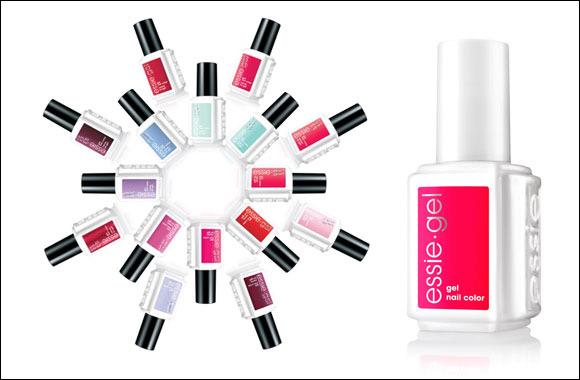 Introducing Essie•Gel, our first 2-in-1 Professional LED Gel System