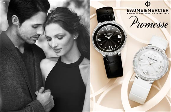 The new Promesse collection by Baume & Mercier