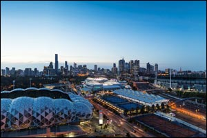Melbourne promotes packed program of events over 80 days