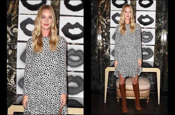 Rosie Huntington-Whiteley Wears Chloé!