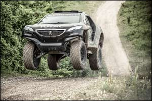 Peugeot releases the technical specs of the Dakar Rally team's Peugeot 2008 DKR