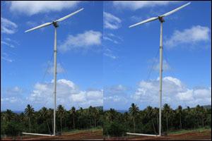 Masdar Delivers Samoa's First Wind Farm