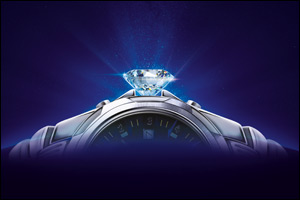 Win a diamond-studded Philip Watch every day at TIMETATIONS in Paris Gallery