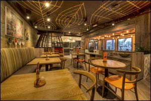 Nando's makes waves on Sharjah Canal with brand new look