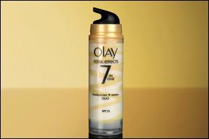 New Olay Total Effects Moisturiser + Serum Duo