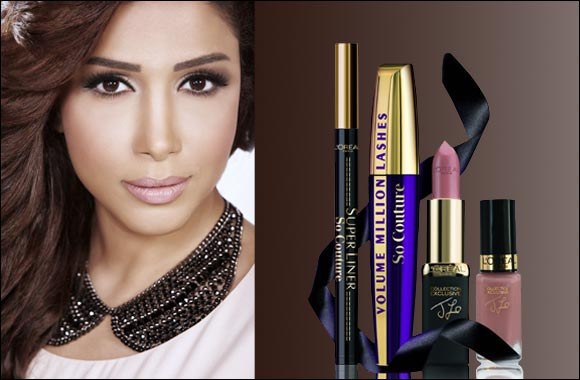 Celebrate this Eid by dressing up in L'Oréal Paris' most awaited Eid look – Arwa's So Couture Nude Look