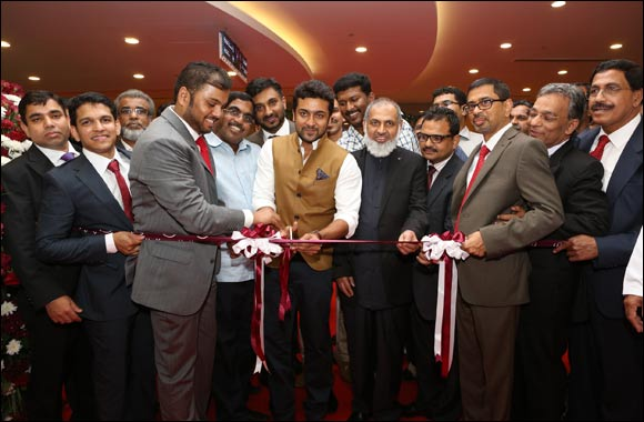 Malabar Gold & Diamonds opened its 118th outlet in Lulu Mall, Fujairah