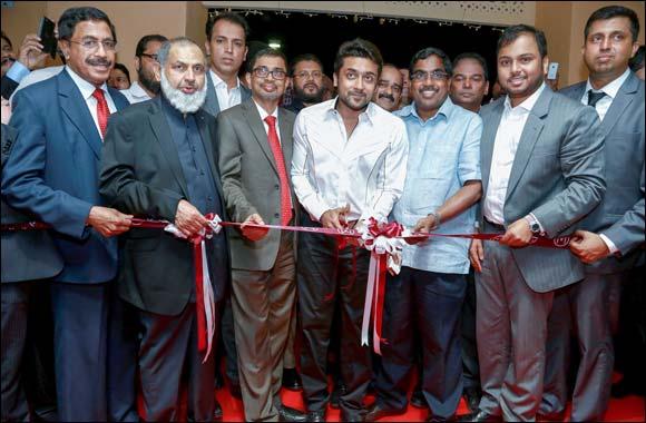 Malabar Gold & Diamonds opened its 119th outlet in Lulu Village , Dubai