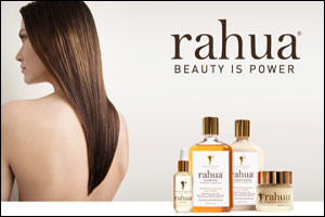 Celebrity hair care favourite, Rahua, enters the Middle Eastern market, to much anticipation