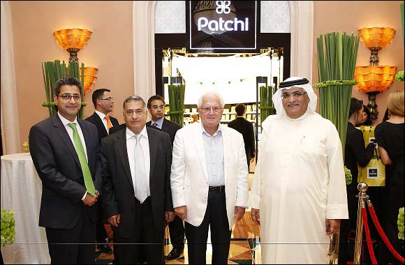 """Patchi  """" The Chocolate Ambassador in UAE """" launches new boutique and a new line at Atlantis,The Palm, Dubai"""