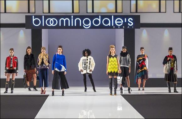 #RockItDubai: Fashion rocks at Bloomingdale's – Dubai's Autumn/Winter 2014 Fashion Show