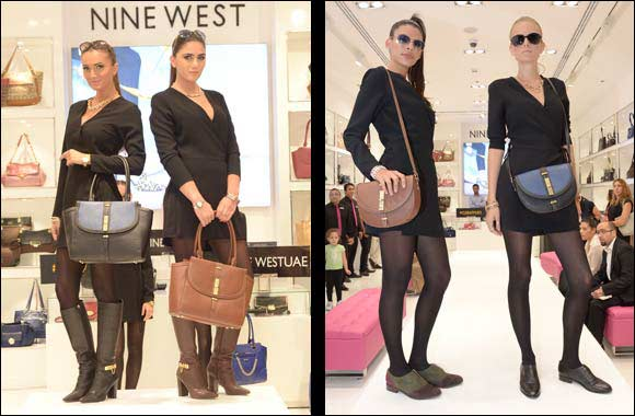 Nine West unveils new 2014 Collection to inspire your fall look