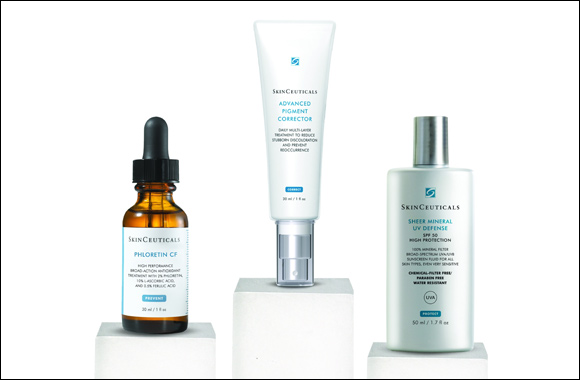 Pigmentation and discoloration become a thing of the past with Skinceuticals Advanced Pigment Corrector