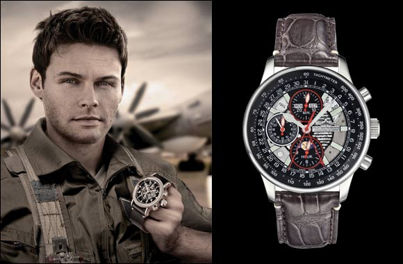 Time Flies – the latest collection of Pilot Instruments Swiss Watches at Paris Gallery