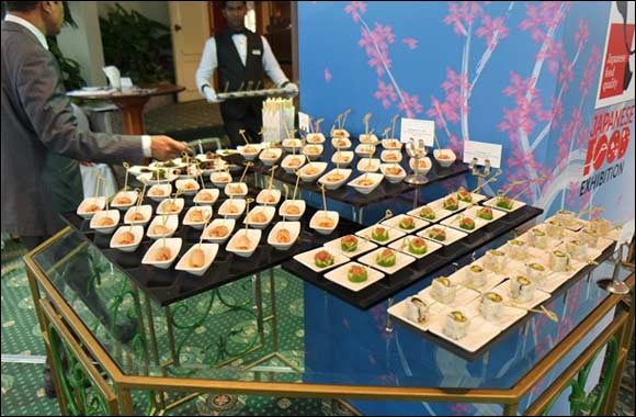 JETRO Dubai hosts a grand opening of the Japanese Food Exhibition in Dubai