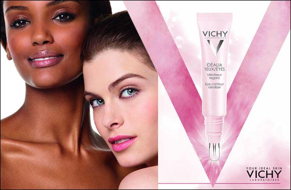 Vichy reveals a new beauty secret to keep your eyes from ever looking tired again – Idéalia Eyes