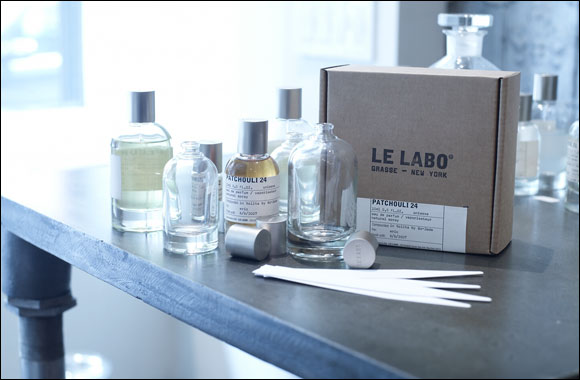 Born in Grasse and raised in New York, Le Labo is now in the Middle East