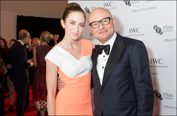 Emily Blunt to join jury for Third IWC Filmmaker Award at Dubai International Film Festival.