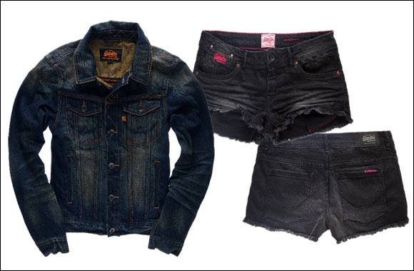 Superdry: For the Perfect Denim Look