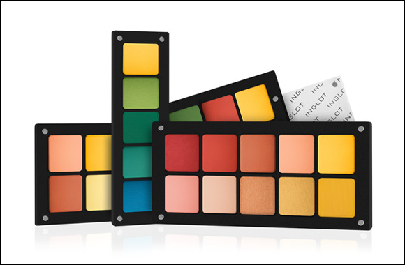 Freedom to be beautiful with the INGLOT Freedom System Palette