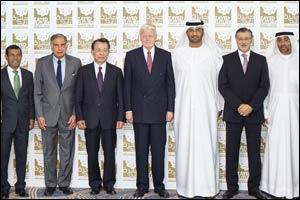 Zayed Future Energy Prize Jury Identifies 2015 Winners