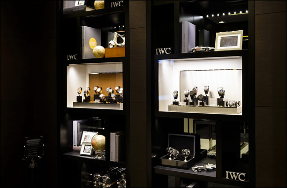 IWC Schaffhausen and Behbehani Group celebrate reopening of IWC Boutique 360 Mall
