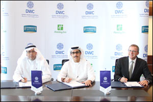 DWC Welcomes IHG'S Two New Airport Hotels