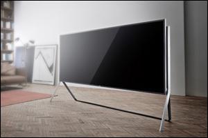 Samsung TV Sales Triple at GITEX Shopper 2014