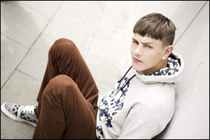 Rebellion, the star of the new menswear BSK MAN collection from Bershka for autumn-winter 14