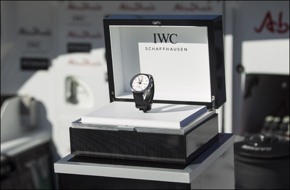 IWC Schaffhausen unveils new special edition to mark the start of the Volvo Ocean Race