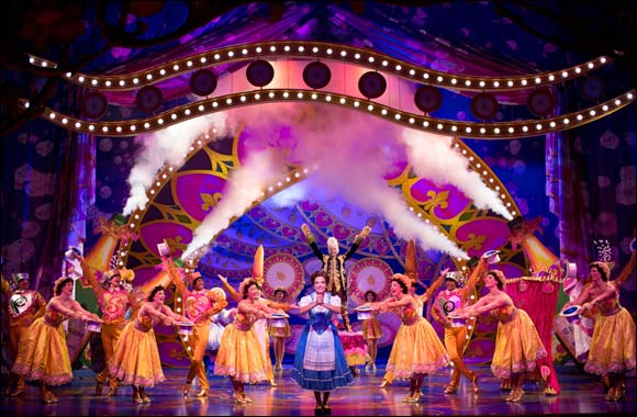 Travel To Disney S Broadway Show In Style With Uber