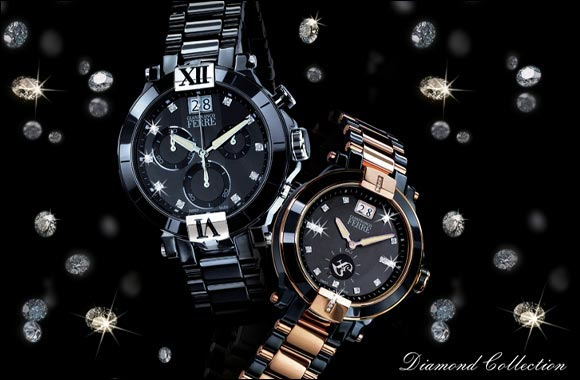 Gianfranco Ferre Time Pieces 2014 Collection - Wonders of graphical architectural designs – now at Paris Gallery