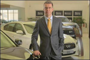 Infiniti becomes Middle East's fastest growing premium car brand
