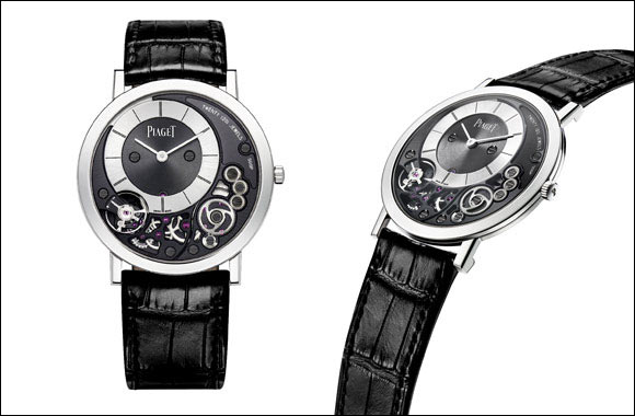 The Altiplano 900p by Piaget Crowned Watch of the Year 2014