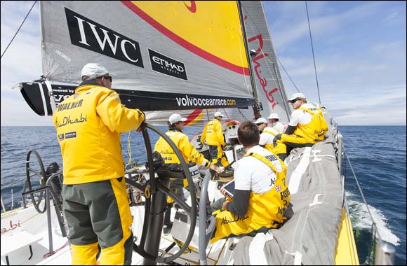 Meet IWC Schaffhausen's Abu Dhabi Ocean Racing crew taking on the world's oceans in the 2014-15 Volvo Ocean Race