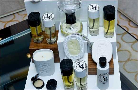 diptyque offers a new fragrance journey