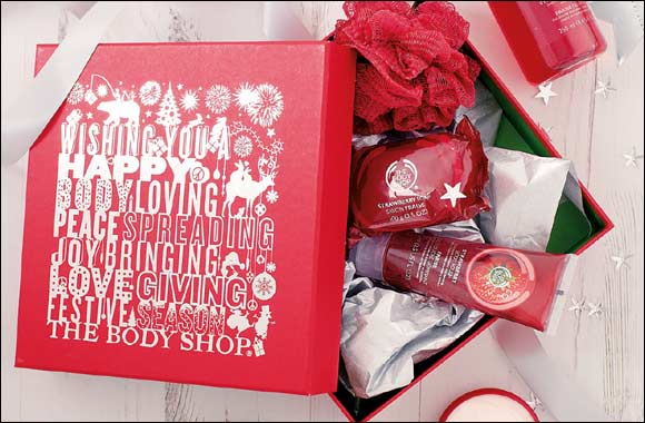 The Body Shop - Christmas Gifts 2014
