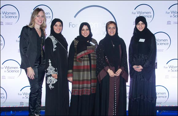 L'oréal-UNESCO Honors GCC Women in Science