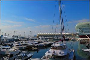 Record Breaking Year at Yas Marina for the highly anticipated 2014 Formula 1 Etihad Airways Abu Dhab ...
