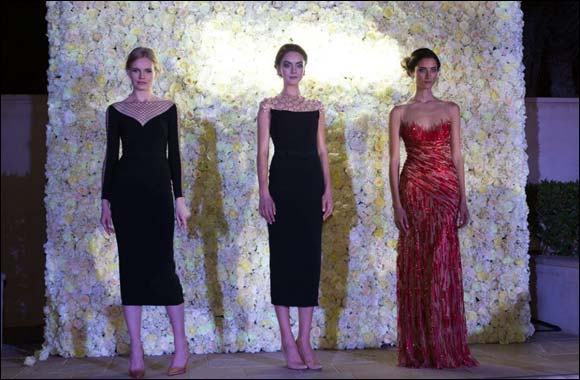 Mod Glamour: Jenny Packham and Bloomingdale's-Dubai host an exclusive preview of her Spring/Summer 2015 collection
