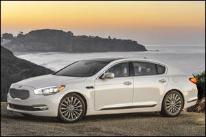 2015 KIA Quoris NAMED �INTERNATIONAL CAR OF THE YEAR'